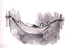 steve-in-a-hammock