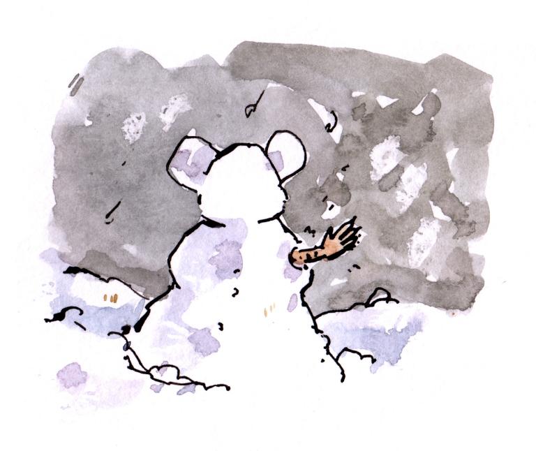 snow-mouse