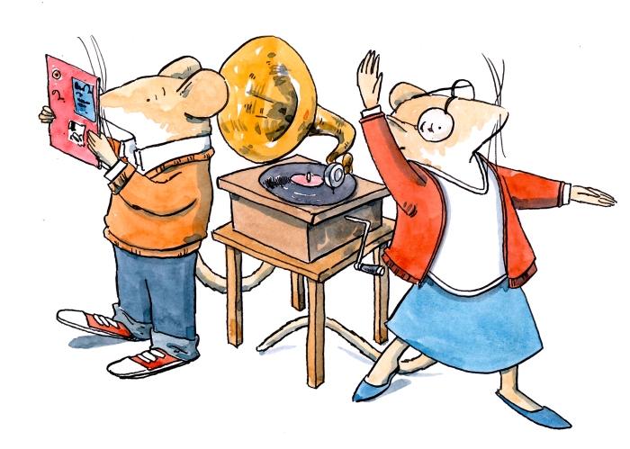 steve zoe and the gramophone 001