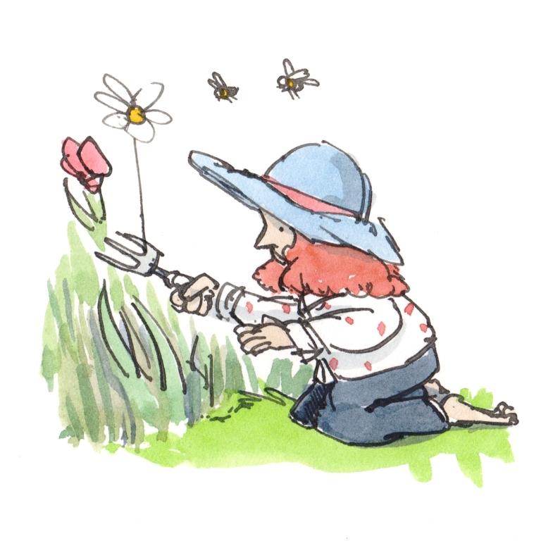 children gardening 001