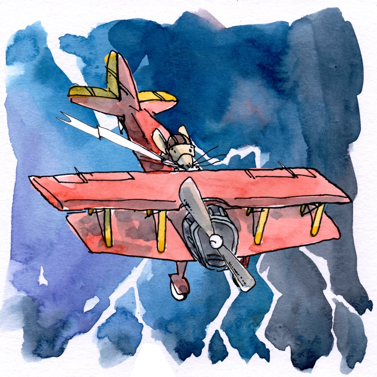 steve and the plane 001