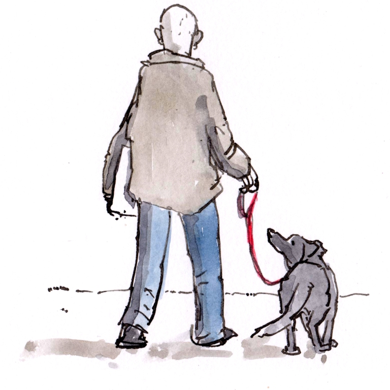 me and dog 001